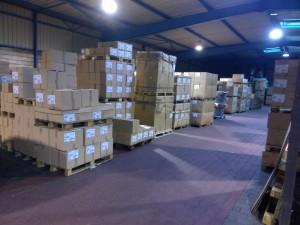 Logistique - Logistics
